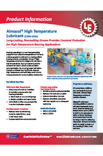 1250 - 1251 Almasol High Temperature Lubricant Product Info