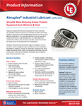 1275 Almaplex Industrial Lubricant Product Info