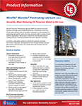 LE's 2001 Wirelife® Monolec® Penetrating Lubricant Info