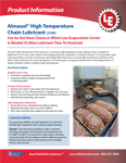 LE's 2799 Almasol® High Temperature Chain Lubricant Info