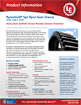 5100-5180-5182 Pyroshield® Open Gear Lubricant Info