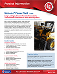 7500 Monolec® Power Fluid Info
