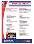 LE's 802 Heavy Duty Solvent Degreaser/Brake Cleaner Info