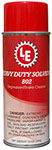 LE's 802 Heavy Duty Solvent Degreaser/Brake Cleaner