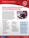 LE's 9919-1920 Monolec® Syn All-Climate Lubricant Info