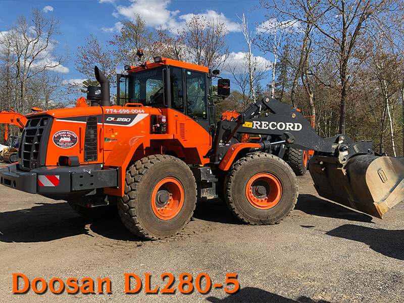 Doosan DL280 5 Loader