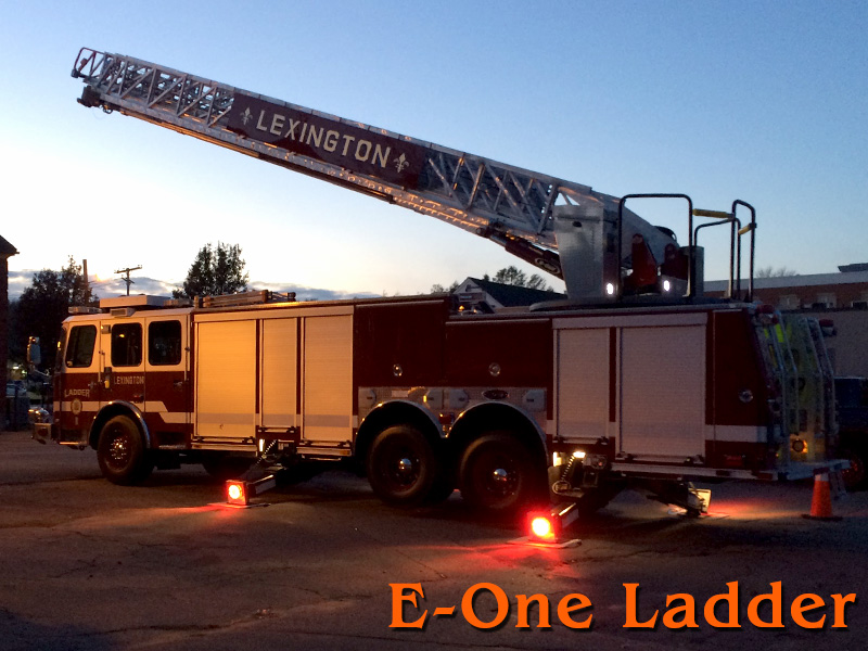 E-One Ladder