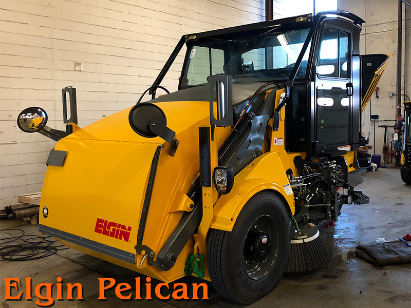 Elgin Pelican Sweeper