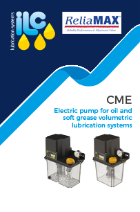 ILC CME Electric Oil Pump Lubrication Systems