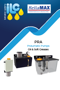 ILC PRA Pneumatic Pump Oil & Soft Grease