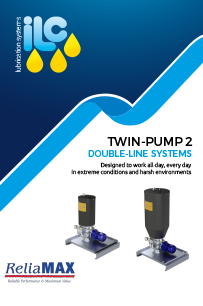 ReliaMAX ILC Twin Pump-2 Double-Line Systems