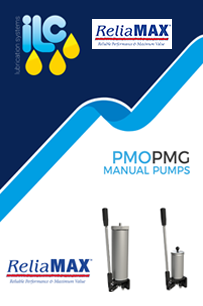 ReliaMAX ILC PMO PMG Manual PUMPS lubrication system