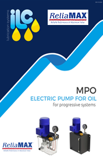 ILC MPO Electric Oil Pump lubrication system