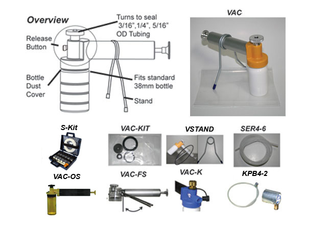 CheckFluid Vacuum Pump