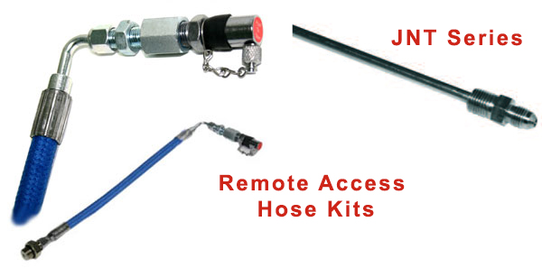 CheckFluid Remote Access Hose & Tube Extends