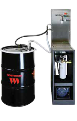 OILSAFE® SINGLE STATION LUBE STORAGE & DISPENSING