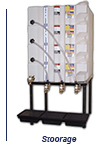 Bulk Lubrication Storage and Dispensing